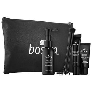 Boscia Travel. Detox. Repeat. On-the-go Charcoal Pore-perfection Essentials