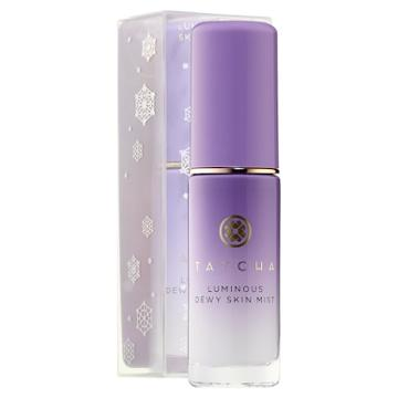 Tatcha Limited Edition Luminous Dewy Skin Mist Ornament 0.4 Oz/ 12 Ml