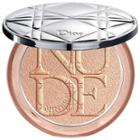 Dior Diorskin Nude Luminizer Shimmering Glow Powder 01 Nude Glow
