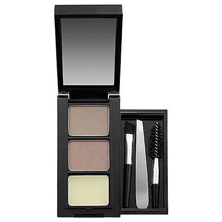 Sephora Collection Eyebrow Editor Complete Brow Kit 02 Nutmeg Brown