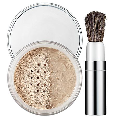 Clinique Blended Face Powder And Brush Invisible Blend