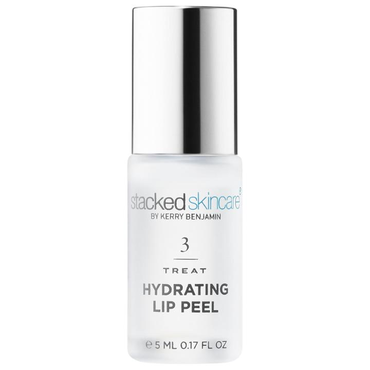 Stackedskincare Hydrating Lip Peel 0.17 Oz/ 5 Ml