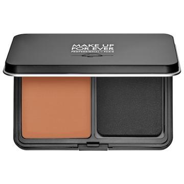 Make Up For Ever Matte Velvet Skin Blurring Powder Foundation Y505 0.38oz/11g