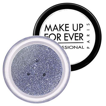 Make Up For Ever Glitters White Violet 4