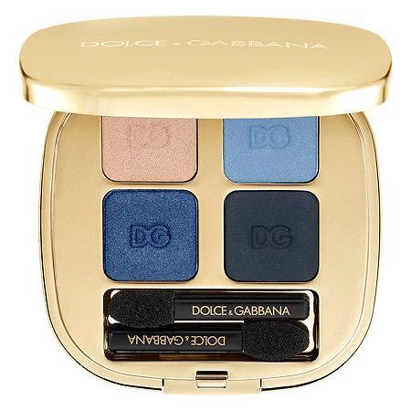 Dolce & Gabbana The Eyeshadow Smooth Eye Colour Quad Seafoam 170