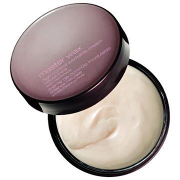Shu Uemura Master Wax High Control Workable Cream 2.53 Oz/ 75 Ml