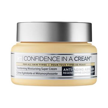 It Cosmetics Confidence In A Cream(tm) Transforming Moisturizing Super Cream 2 Oz