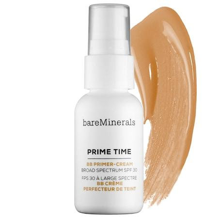 Bareminerals Prime Time Bb Tinted Primer Broad Spectrum Spf 30 Medium 1.0 Oz