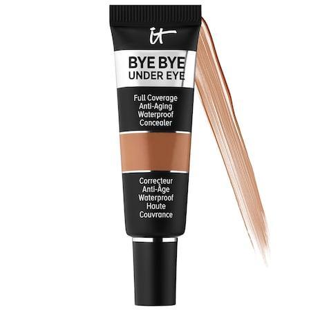 It Cosmetics Bye Bye Under Eye Full Coverage Anti-aging Waterproof Concealer 40.0 Deep Tan 0.40 Oz/ 12 Ml