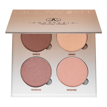 Anastasia Beverly Hills Glow Kit Sun Dipped 4 X 0.26 Oz