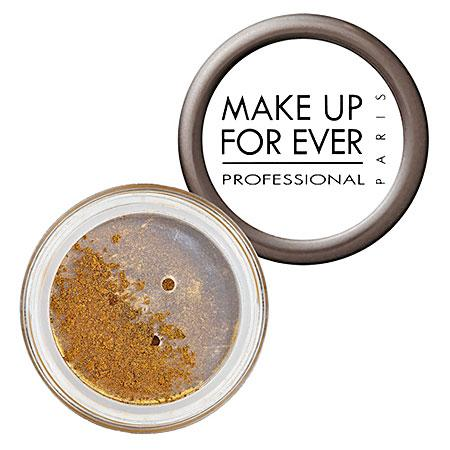 Make Up For Ever Metal Powder Maize Gold 2