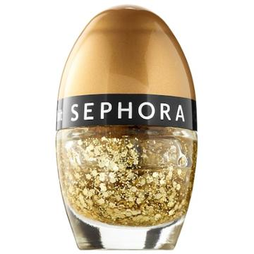 Sephora Collection Color Hit Nail Polish Gold Fever 0.16 Oz/ 5 Ml
