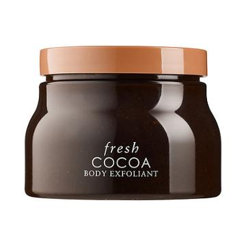 Fresh Cocoa Body Exfoliant 8 Oz