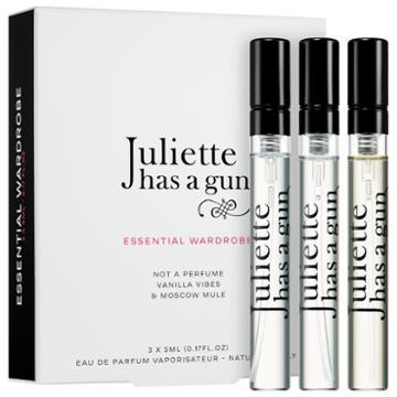 Juliette Has A Gun Essential Wardrobe Travel Set 3 X 0.17 Oz/ 5 Ml