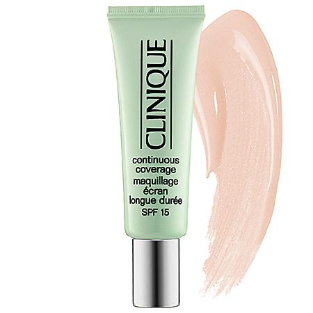 Clinique Continuous Coverage Creamy Glow 1.2 Oz