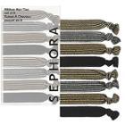 Sephora Collection Ribbon Hair Ties Metallictones 1 Set