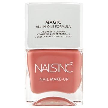 Nails Inc. Nail Makeup Nail Polish Beaumont Street 0.47 Oz/ 14 Ml