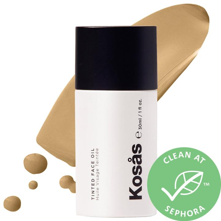 Kosas Tinted Face Oil Foundation Tone 5.5 1.0 Oz/ 30 Ml