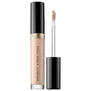 Too Faced Born This Way Naturally Radiant Concealer Fairest 0.23 Oz/ 6.8 Ml