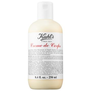 Kiehl's Since 1851 Creme De Corps Nurturing Body Washing Cream 8.4 Oz/ 250 Ml