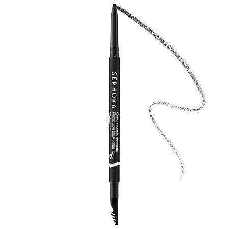 Sephora Collection Retractable Brow Pencil - Waterproof 09 Dark Chocolate 0.003 Oz/ 0.08 G
