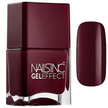 Nails Inc. Gel Effect Nail Polish Kensington High Street 0.47 Oz/ 14 Ml