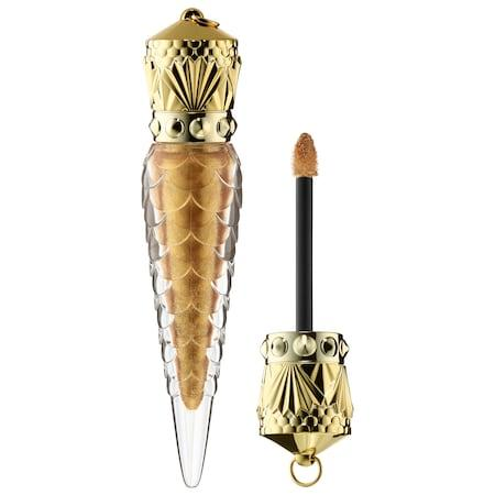 Christian Louboutin Goldomania Loubilaque Lip Lacquer