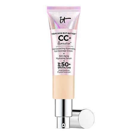It Cosmetics Your Skin But Better™ Cc+illumination™ Cream With Spf 50+ Fair 1.08 Oz/ 32 Ml