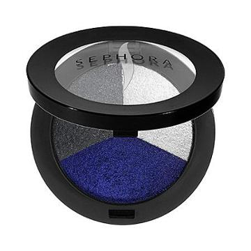 Sephora Collection Microsmooth Baked Eyeshadow Trio  07 Solar Eclipse