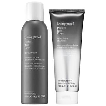 Living Proof Not Your Average Shampoos