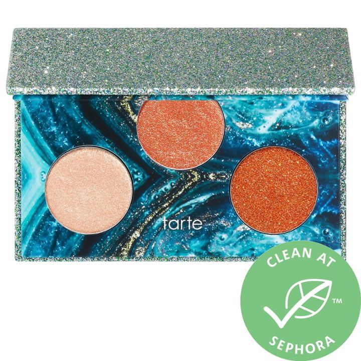 Tarte Finger Foil Paint Palette - Sea Collection Bahamas