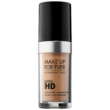 Make Up For Ever Ultra Hd Invisible Cover Foundation 170 = Y435 1.01 Oz