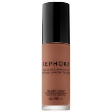 Sephora Collection 10 Hr Wear Perfection Foundation 59 Mahogany 0.84 Oz/ 25 Ml