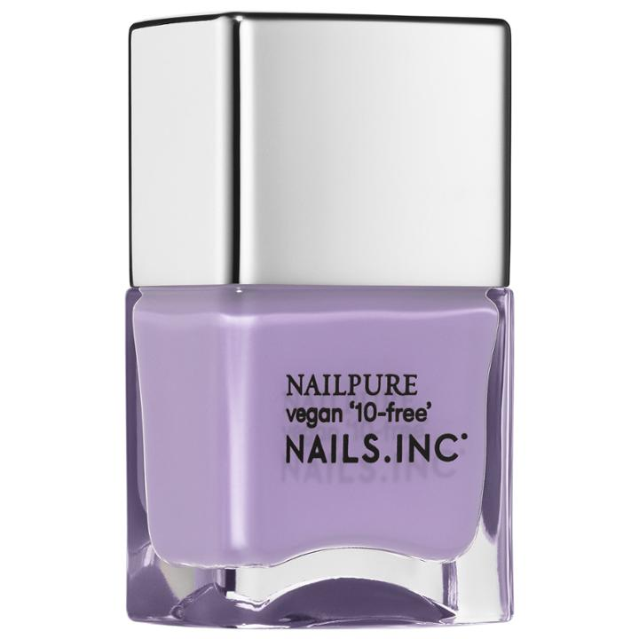Nails Inc. Nail Polish It's Cool To Be Kind 0.47 Oz/ 14 Ml