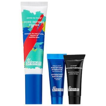 Dr. Brandt Skincare #poresnomore Pore Refiner Primer Bundle