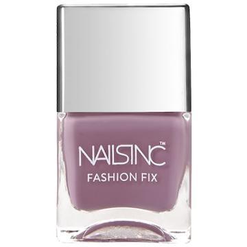Nails Inc. Fashion Fix Nail Polish Velvet Velour 0.47 Oz/ 14 Ml