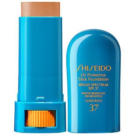 Shiseido Uv Protective Stick Foundation Spf 37 Beige 0.31 Oz