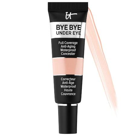 It Cosmetics Bye Bye Under Eye Full Coverage Anti-aging Waterproof Concealer 12.5 Light Golden 0.40 Oz/ 12 Ml