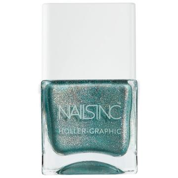 Nails Inc. Holler-graphic Nail Polish Collection Cosmic Queen