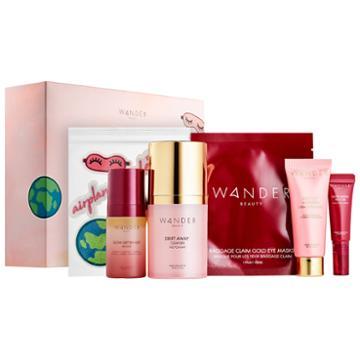 Wander Beauty Airplane Mode Skincare Kit