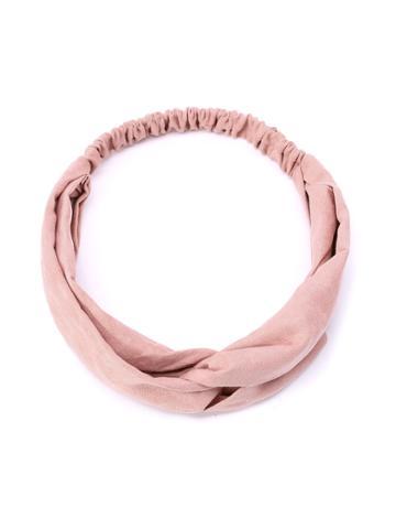 Shein Twist Suede Headband