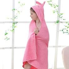 Shein Kids Cartoon Bath Towel 1pc