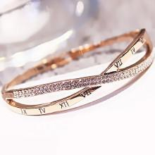 Shein Double Layered Bangle Bracelet