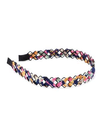 Shein Mixed Print Woven Headband