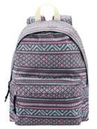 Shein Multicolor Geometric Print Backpack