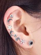 Shein Ethnic Multi-element Earrings Set Bohemian