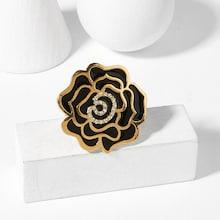 Shein Rose Design Ring
