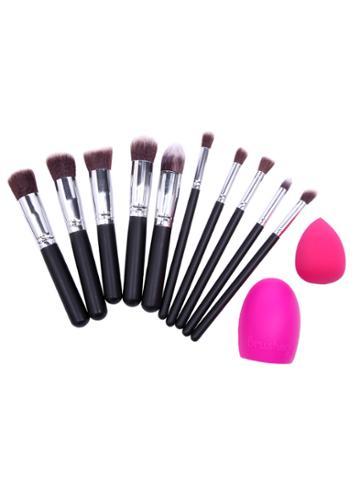 Shein 12pcs Makeup Brush Set Cosmetics Tool