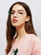 Shein Detachable Glasses Chain