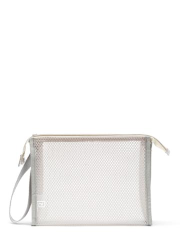 Shein Waterproof Clear Makeup Bag